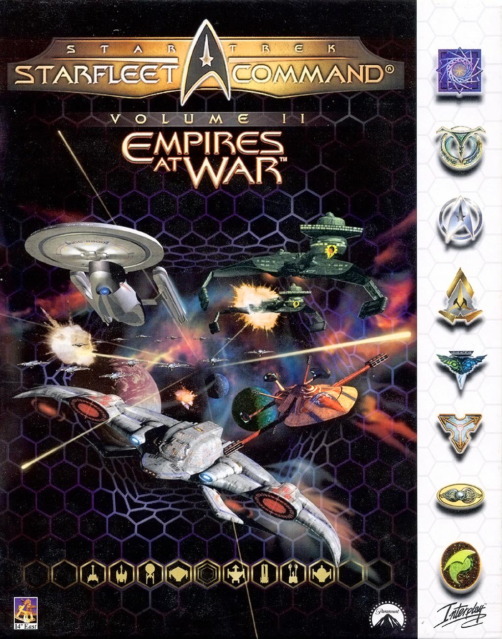 Starfleet command: commmunity edition games quarter to three.