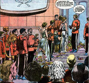 Wedding DC Comics