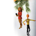 Arex & M'Ress ornament