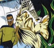 Livingston DC Comics