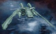 Scimitar Romulan Type 1