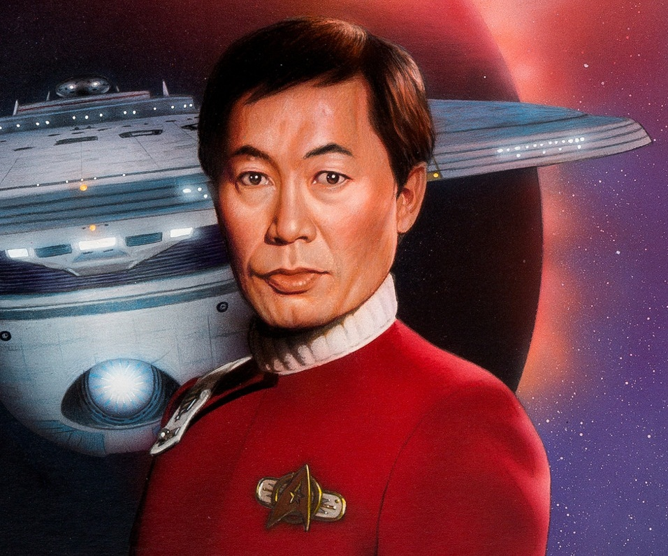 Image result for captain sulu
