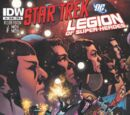 Star Trek—Legion of Super-Heroes, Issue 6