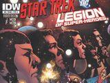 Star Trek—Legion of Super-Heroes, Issue 6