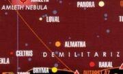 Almatha vicinity map