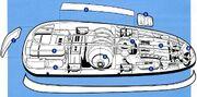 Quantum torpedo interior