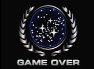 Game over screen - st borg