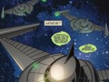 Romulan bird-of-prey (Kelvin timeline)