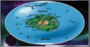 Selay surface map