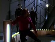 Worf By Inferno's Light