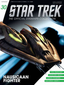 Star Trek Official Starships Collection Issue 30