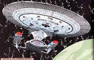 Enterprise at Lisarion