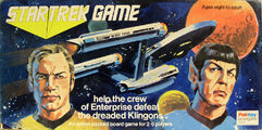 Star trek game palitoy