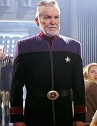 Starfleet Admiral uniform, 2375