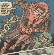 Imperial Starfleet thruster suits, 2285
