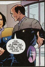 The doctor grey uniform