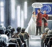 Crusher wedding