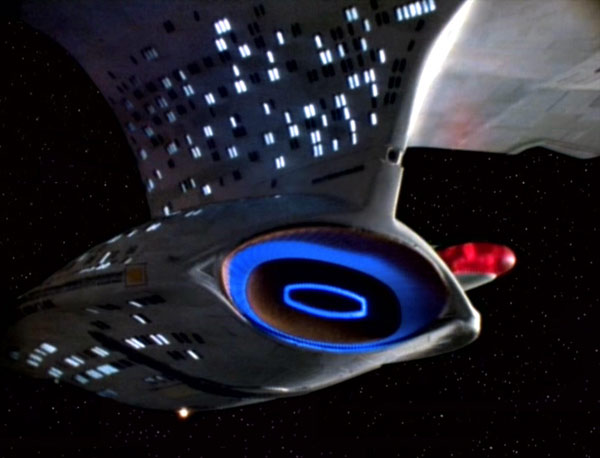 Navigational Deflector Memory Beta Non Canon Star Trek