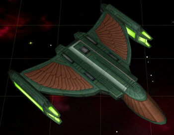 Romulan Colony Ship Memory Beta Non Canon Star Trek