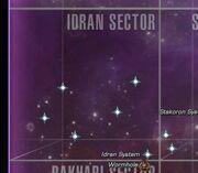 Idran sector