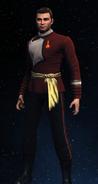 Imperial Starfleet command uniform, 2280s