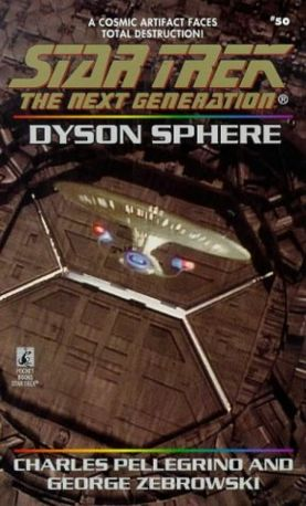 Dyson Sphere (novel) | Memory Beta, non-canon Star Trek Wiki