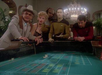 star trek next generation casino royale