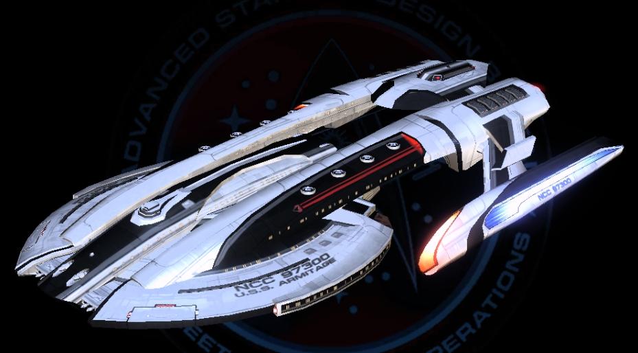 USS Armitage (prototype) | Memory Beta, non-canon Star Trek