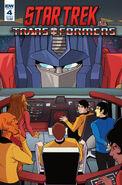 Star Trek vs. Transformers 4B