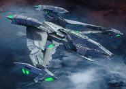 Hathos class Romulan Veteran