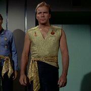 Imperial Starfleet captain's uniform, 2267