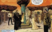 Sarek Perrin wedding Wildstorm