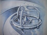 Deep Space 9 novella concept art