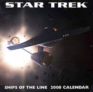 Ships of the Line 2008