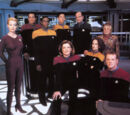USS Voyager personnel