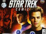 Star Trek Comic