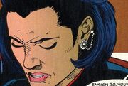 Bajoran earring DC Comics