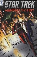Manifest Destiny -2 cover