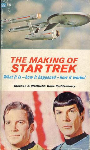 File:Making of Star Trek, 1st edition.jpg