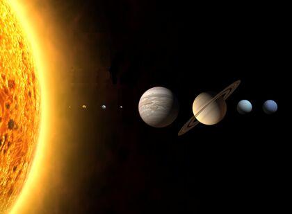Sistema solar gran