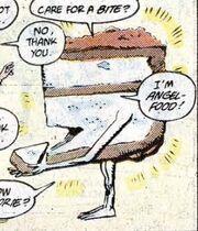 Cake DC Comics