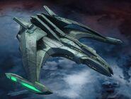 Dhael class Romulan Type 2