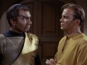 Kirk and Kor