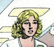 Carol Marcus Mirror Universe DC Comics