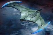 Malem Romulan Type 1