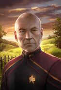 Picard Countdown Issue 1 art