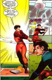 Kira and dax baseball