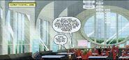 Starfleet Academy dining hall