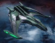 Dhael class Romulan Type 3