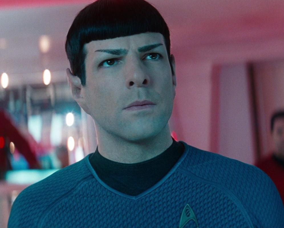 Star Trek Spock Neu